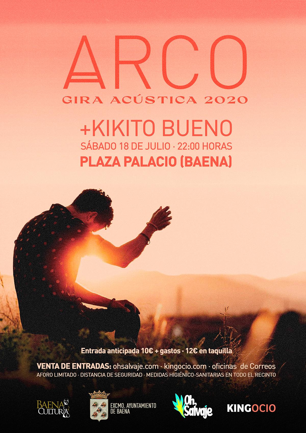 Arco Baena Oh Salvaje