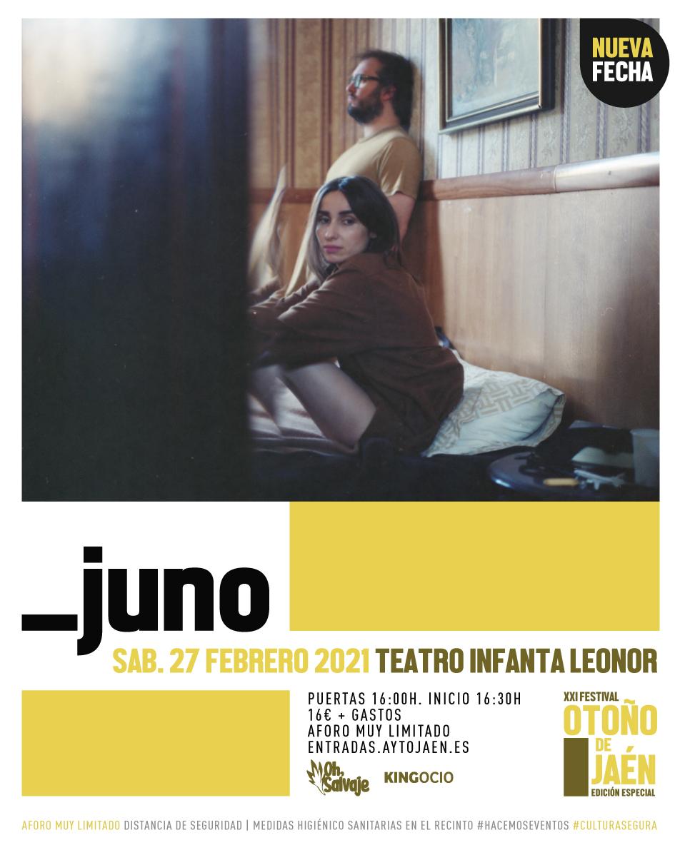 Juno Zahara Marti 2021 Oh Salvaje