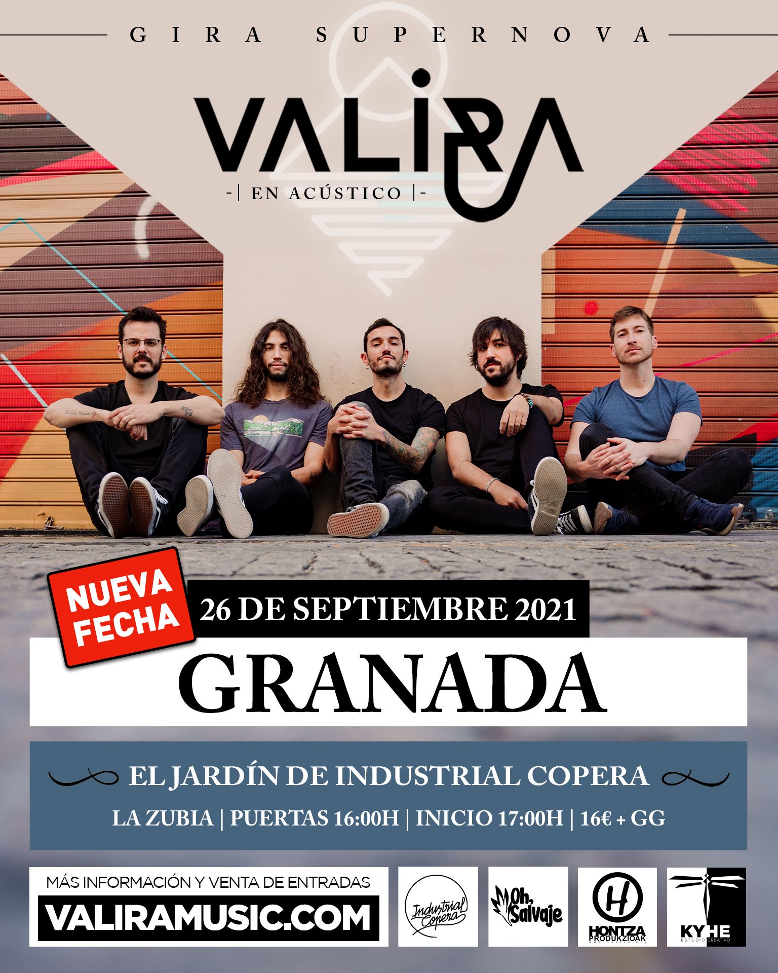 Valira Granada Oh Salvaje