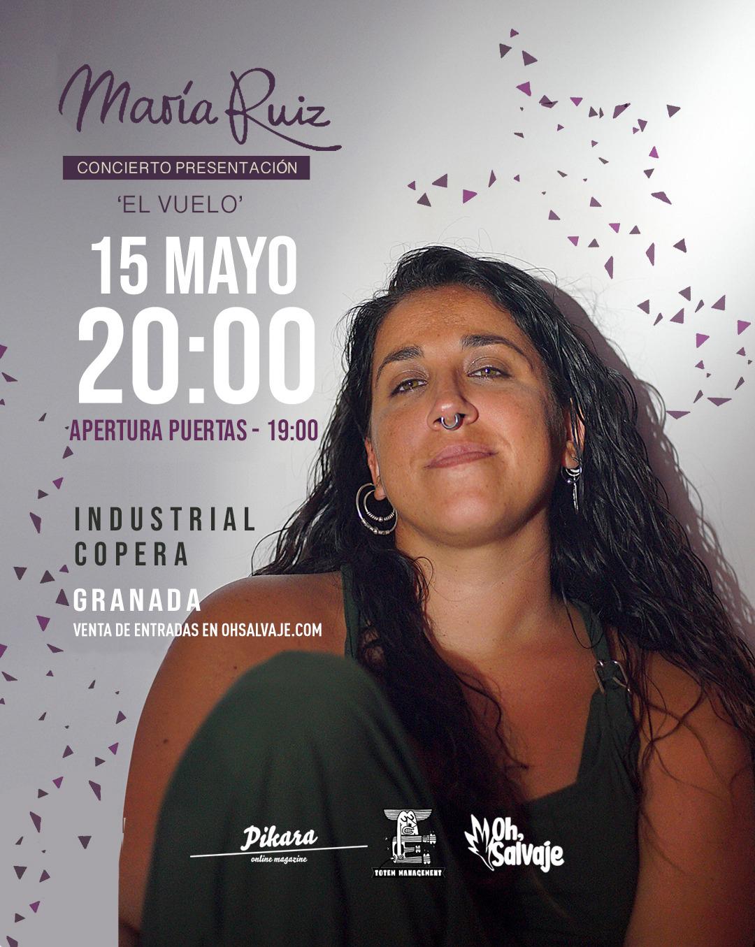 María Ruiz Oh Salvaje