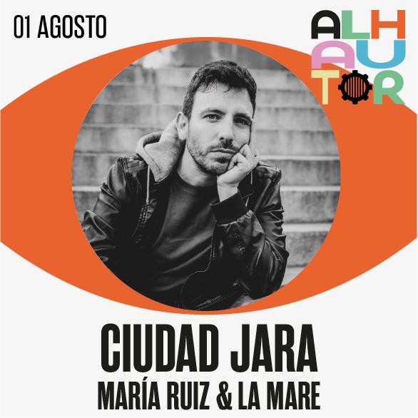 Ciudad Jara Maria Ruiz La Mare